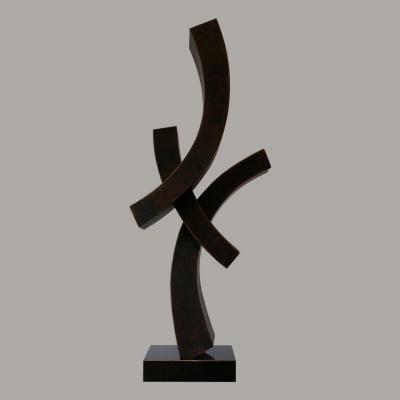 social metal sculpture for sale