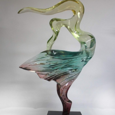 modern abstract sculpture for sale