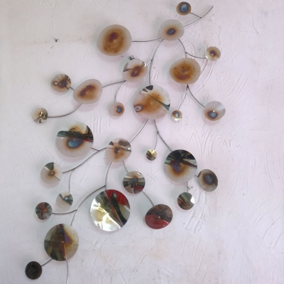 metal classical wall art decoration